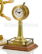 A NOVELTY DESK CLOCK, CIRCA 1930