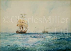 WILLIAM MINSHALL BIRCHALL BRITISH (1884-1941) The highway of the nations
