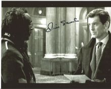 Oliver Skeet signed 10x8 black and white photo. Good condition. All autographs come with a