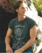 Ritchie Neville from pop band Five, signed 8x10 colour photograph . Good Condition. All autographs