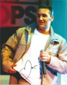 Dane Bowers from pop band Another Level , signed 8x10 colour photograph . Good Condition. All