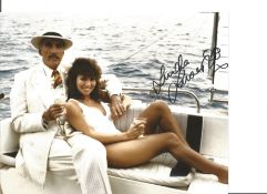 Linda Lusardi signed 10x8 colour photo. Good Condition. All autographs come with a Certificate of