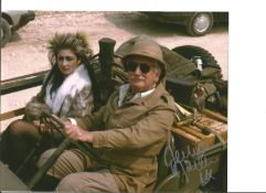Jessica Martin signed 10x8 colour photo from Dr Who. Good Condition. All autographs come with a