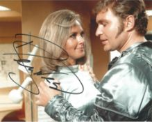 Derren Nesbitt signed 10x8 colour photo. Good Condition. All autographs come with a Certificate of