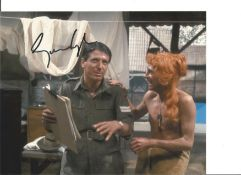 George Layton signed 10x8 colour photo. Good Condition. All autographs come with a Certificate of