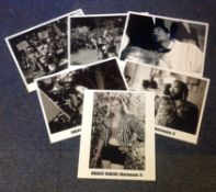 Uneasy Riders (Nationale7) set of 6 black and white lobby cards. Good Condition. We combine