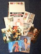 Spice Girls official photo album and cards. UNSIGNED. Good Condition. All autographs come with a