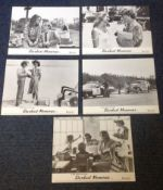 Stardust Memories collection of 4 black and white vintage lobby cards from is a 1980 American