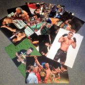 Sport Collection 18 unsigned photos from around the world includes iconic images such as Floyd
