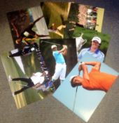 Sport Collection 7 unsigned colour photos from images include sporting greats such as Usain Bolt,