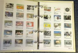The Standard Catalogue of UK Telephone Cards. Update No 2 Bt Phonecard is attached to the first