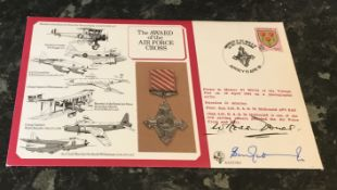 WW2 RAF Battle of Britain and Special Flight Spy Drops Squadron Leader William Ross Jones AFC 266
