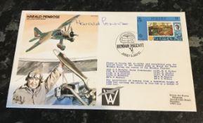 Harald Penrose (1904 1996) O.B.E, CEng, FRAeS, A.M.I.N.A was the chief test pilot at Westland