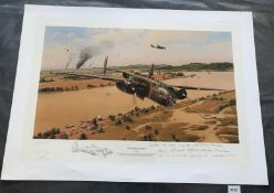 The Doolittle Raiders RARE Robert Taylor Remark Edition signed by 14 Doolittle Raiders who flew on