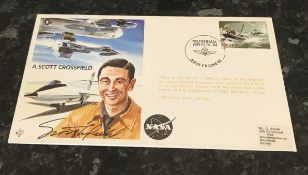 Scott Crossfield (1921 2006) was an American naval officer and test pilot. In 1953, he became the