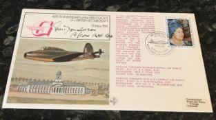 Air Commodore Edward Teddy Mortlock Donaldson (1912 1992) CB, CBE, DSO, AFC & Bar was a Royal Air