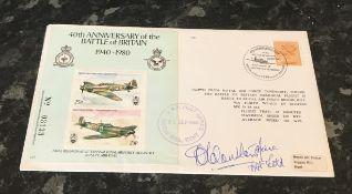 Air Commodore Arthur Edmond Clouston (1908 1984) CB, DSO, DFC, AFC was a British test pilot and