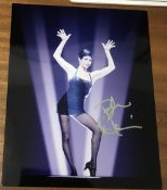 Bebe Neuwirth Signed 10x8 Colour Photo. Good condition. All autographs come with a Certificate of