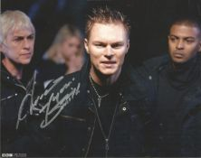 Andrew Hayden Smith Signed 10x8 Colour Photo. Good condition. All autographs come with a Certificate