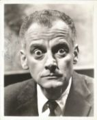 Art Carney Signed 10x8 Black And White Photo. Good condition. All autographs come with a Certificate