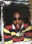Andre 3000 Signed 10x8 Colour Photo. Good condition. All autographs come with a Certificate of