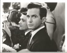 Ben Gazzara Signed 10x8 Black And White Photo. Good condition. All autographs come with a