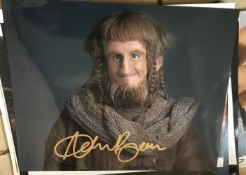 Adam Brown Signed 10x8 Colour Photo. Good condition. All autographs come with a Certificate of
