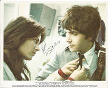 David Essex Singer Signed Vintage Stardust 8x10 Promo Photo. Good condition. All autographs come