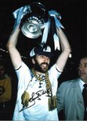 Ricky Villa Tottenham Signed 16 x 12 inch football photo. Good condition. All autographs come with a
