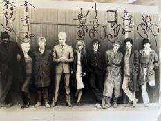 Quadrophenia multiple cast signed photo