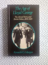 The Age Of Lloyd George The Liberal Party & British Politics 1890-1929 Paperback book by Kenneth