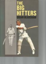 The Big Hitters by Brian Bearshaw. Unsigned hardback book published in 1986 in Great Britain 199