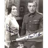 When The Boat Comes In classic 1970's TV drama series 8x10 photo signed by actors Susan Jameson