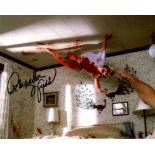 Horror movie A Nightmare on Elm Street 8x10 scene photo signed by actress Amanda Wyss. Good