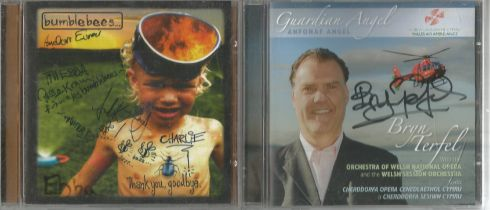 6 Signed CDs Including John Innes (on the Street where You live) Disc Included, Ala Diamond (an