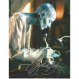 Virginia Hey as Zotoh Zhaan Farscape signed 10x8 colour image. Good condition. All autographs come