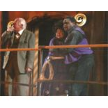 Clive Rowe signed 10x8 colour image. Clive Rowe was born on March 27, 1964 in Oldham, Lancashire,
