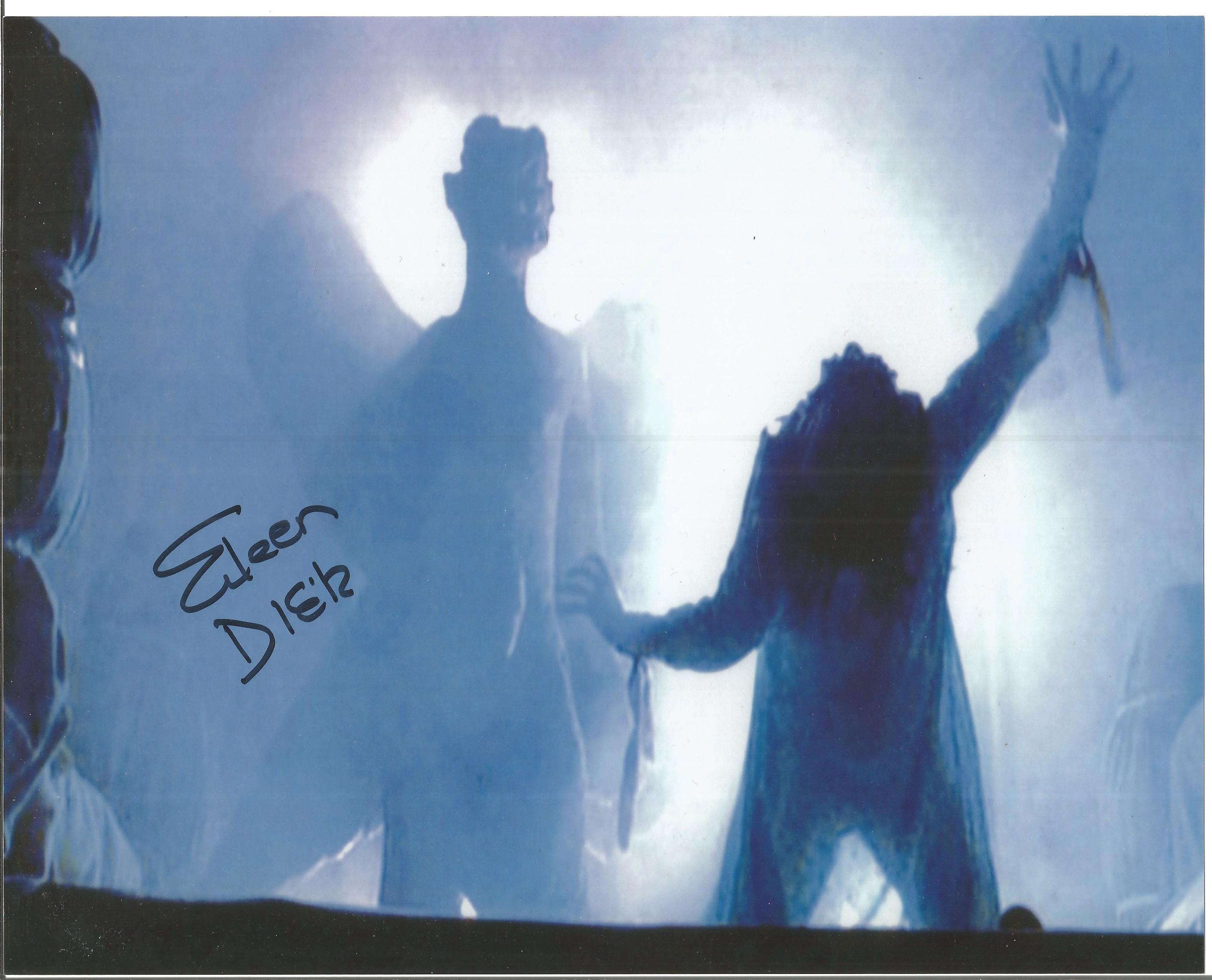 Eileen Atkins signed 10x8 colour image. Well known for her role in popular horror film The