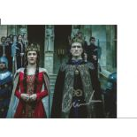 Olivia Ross signed 10x8 colour photo from War and Peace. Good condition. All autographs come with