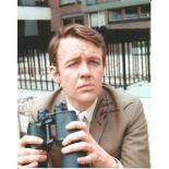 William Bill Gaunt actor The Champions Dr Who signed 10 x 8 colour photo. After minor roles in 1960s