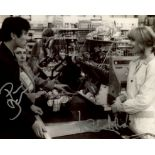 Quadrophenia CAST SIGNED. 8x10 photo from the classic British musical movie Quadrophenia signed by