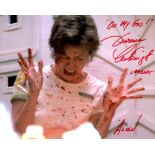 Alien. science fiction horror movie photo signed by actress Veronica Cartwright as Lambert who has