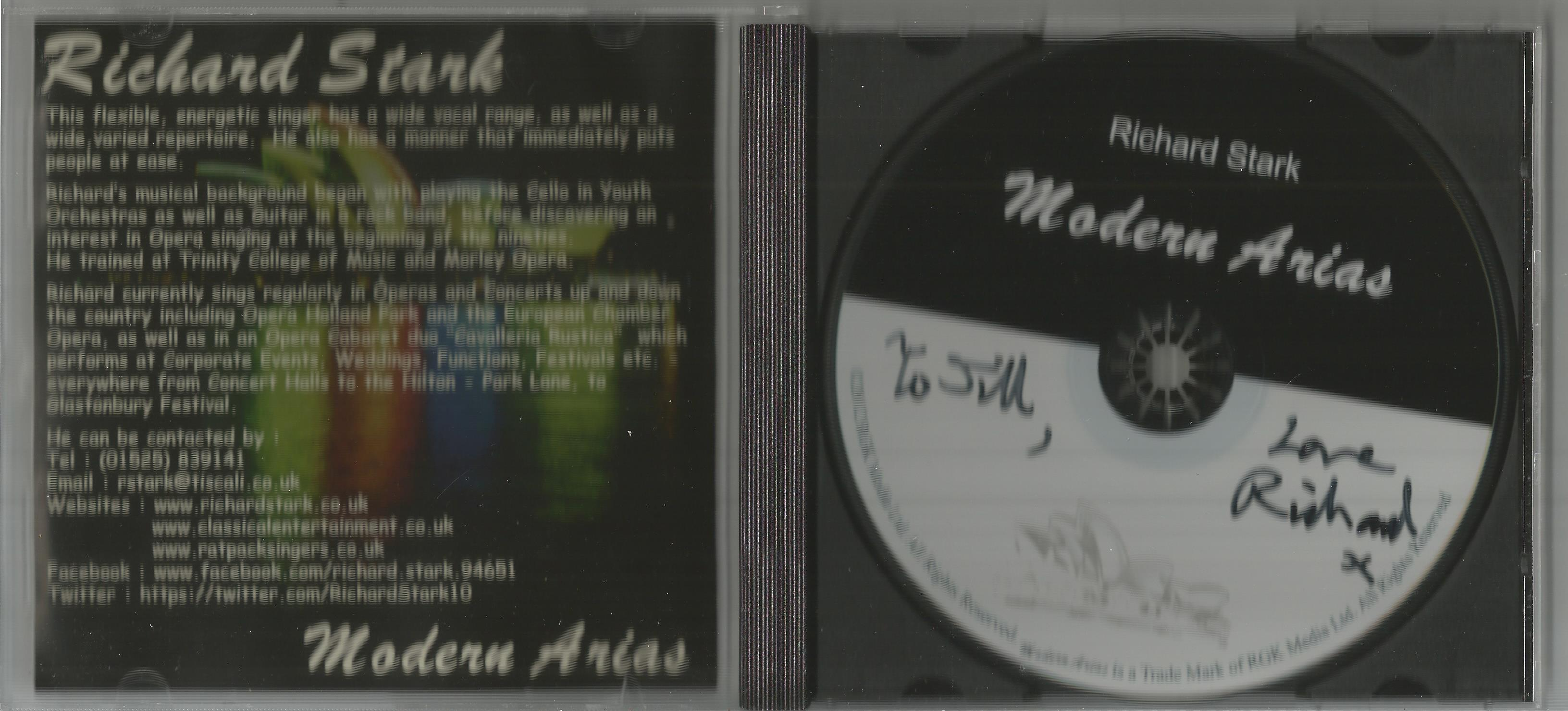 6 Signed CDs Including Emily Levy (Lost and Found) Disc Included, Junkie XL (Catch up to my Step) - Image 2 of 4
