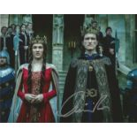 Olivia Ross signed 10x8 colour image. Image taken from television series Knightfall which first