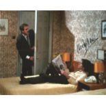 Nicky Henson signed 10x8 colour image. Nicholas Victor Leslie Henson was an English actor who has