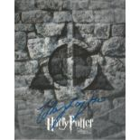 Harry Potter and the Deathly Hallows signed 10x8 colour image. Good condition. All autographs come