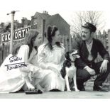 The Railway Children. 8x10 photo signed by actress Sally Thomsett. Good condition. All autographs