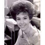 Helen Shapiro, sixties pop star Helen Shapiro signed 8x10 photo. Good condition. All autographs come