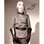 Star Wars 8x10 photo from Return of the Jedi, signed by actress Eileen Roberts who played Mosep.