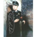 Derren Nesbitt signed 10x8 colour photo from Where Eagles Dare. Good Condition. All autographs. Good